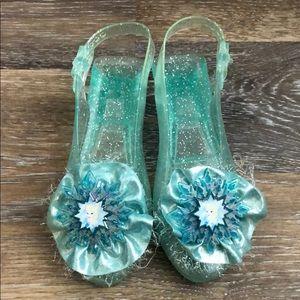 Disney's Frozen Elsa adjustable heels